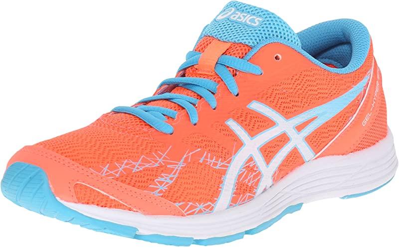 ASICS Women's Gel-Hyper Speed 7 Running Shoe, Coral/White/Tu