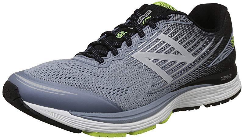 shades of hot-selling clearance special selection of Details about New Balance Men's 880v8 Running Shoe, Grey/Black, 13 D(M) US