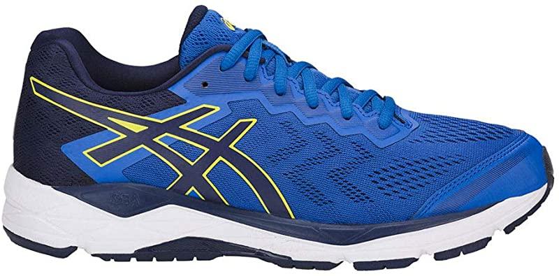 ASICS Mens Gel-Fortitude 8 Running Shoe, Victoria Blue/Indigo ...