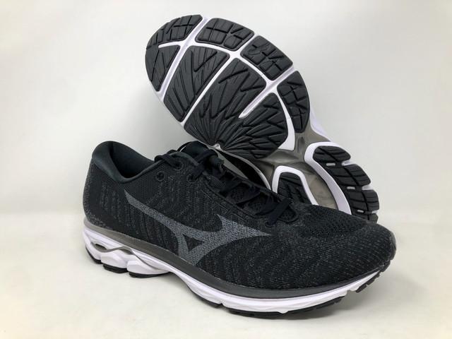Mizuno Mens Wave Rider 23 WAVEKNIT Running shoe