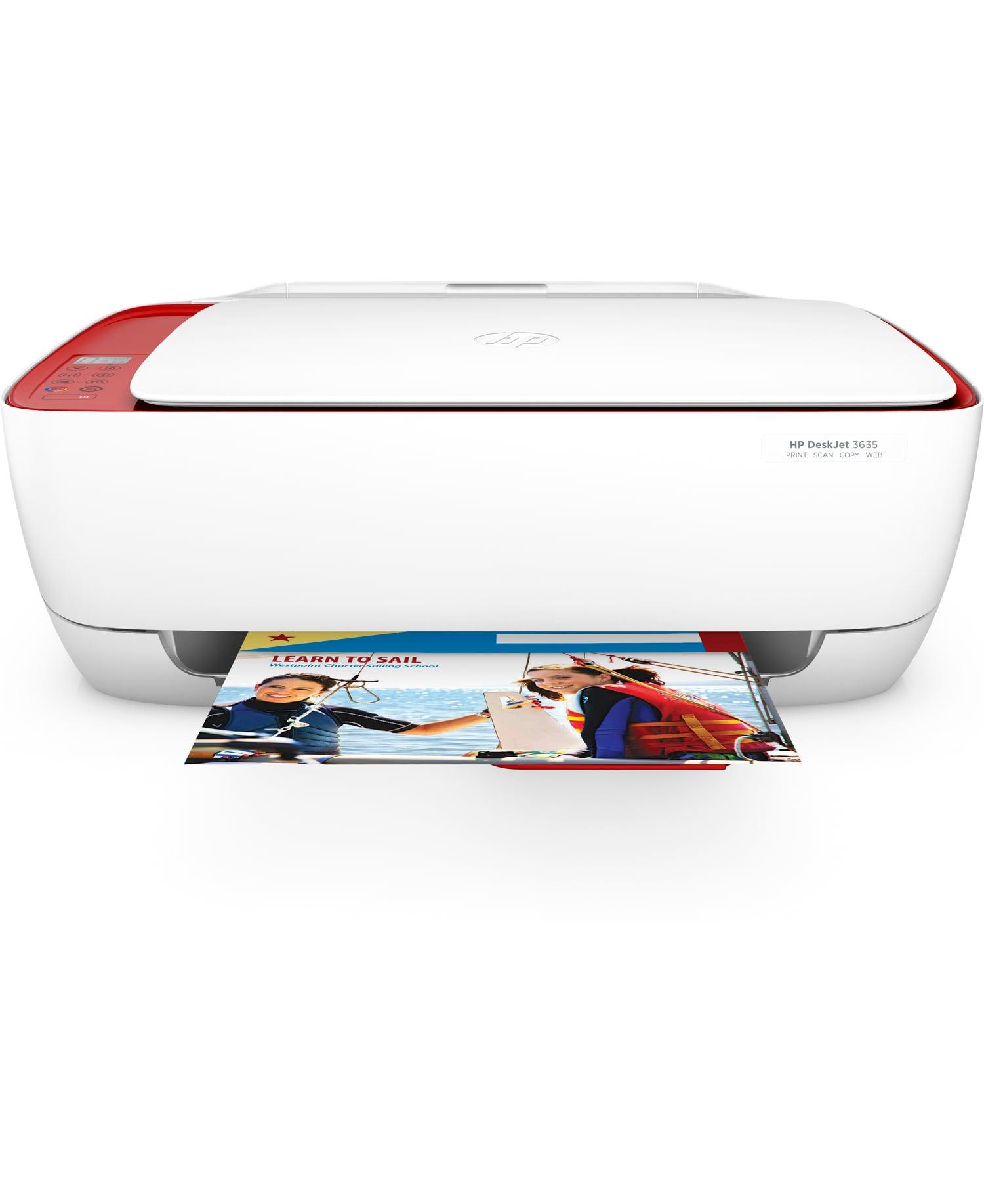 HP DeskJet 3630 Series All in One Wireless Printer ...