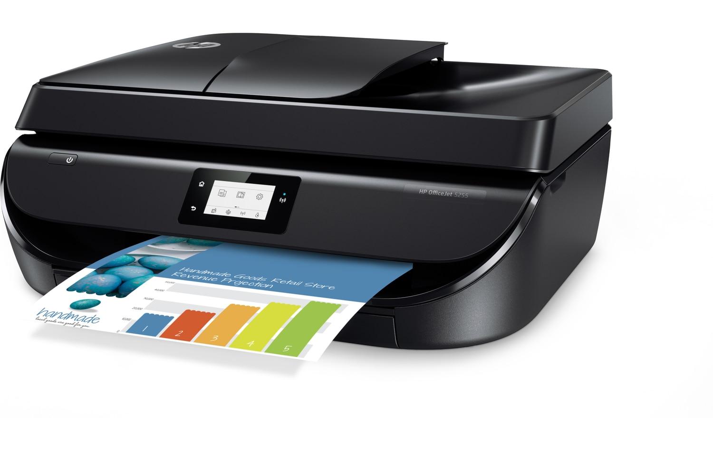hp officejet 5255 ink