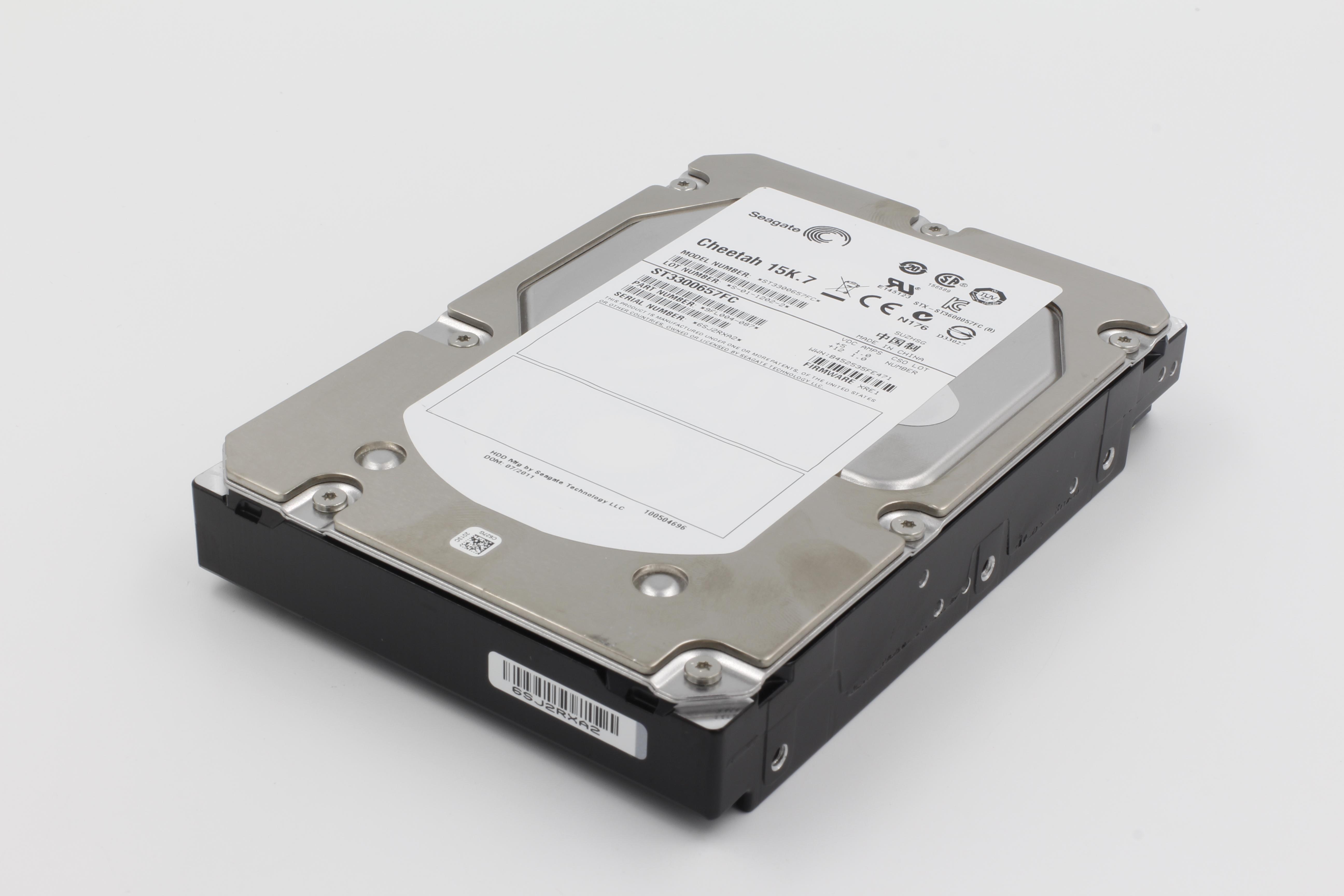 Renewed Seagate Cheetah 15K.7 ST3600057FC 600 GB 3.5 Internal Hard Drive
