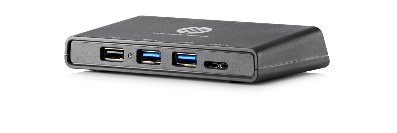 Renewed HP 3001pr USB 3.0 Port Replicator