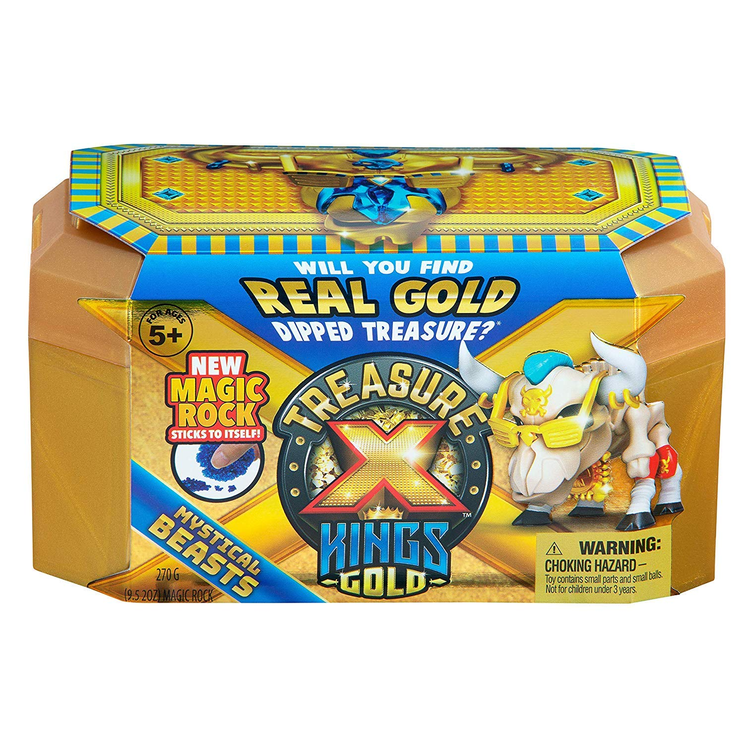 Treasure X Season 3 King/'s Gold mystery Pack Moose Toys New Sealed Box