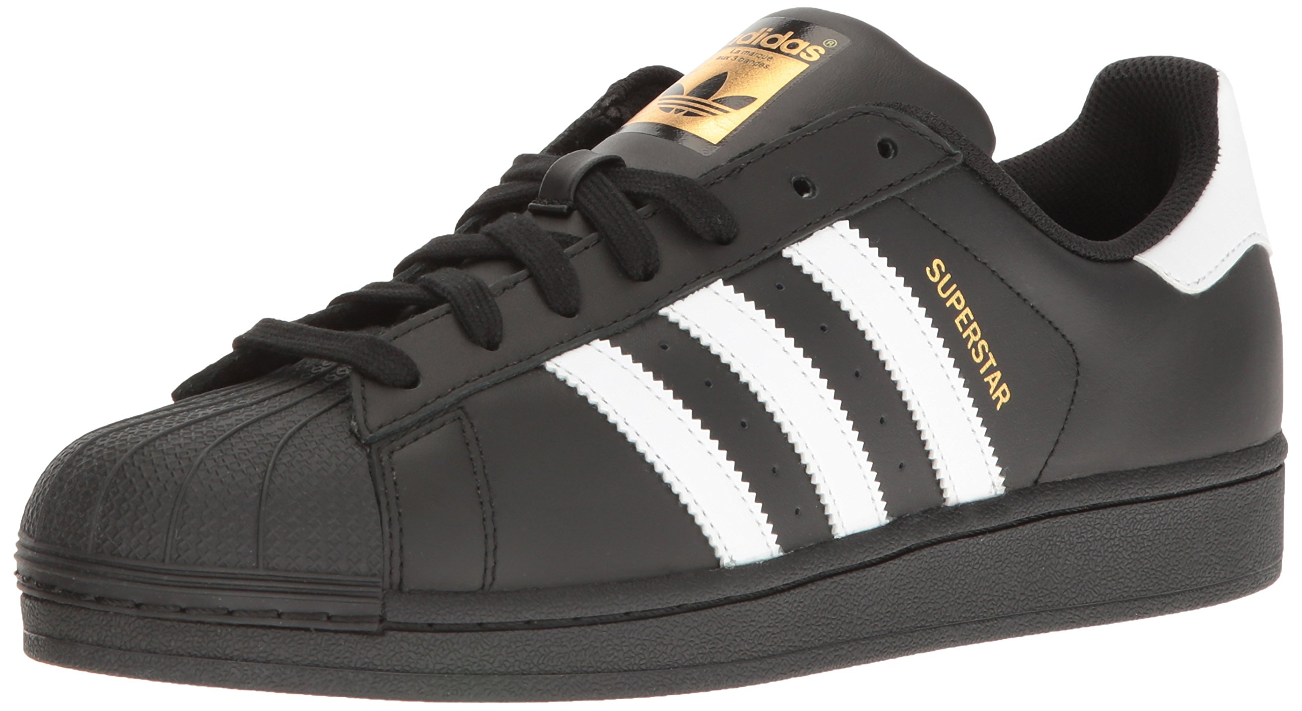 adidas superstar black and gold Off 69