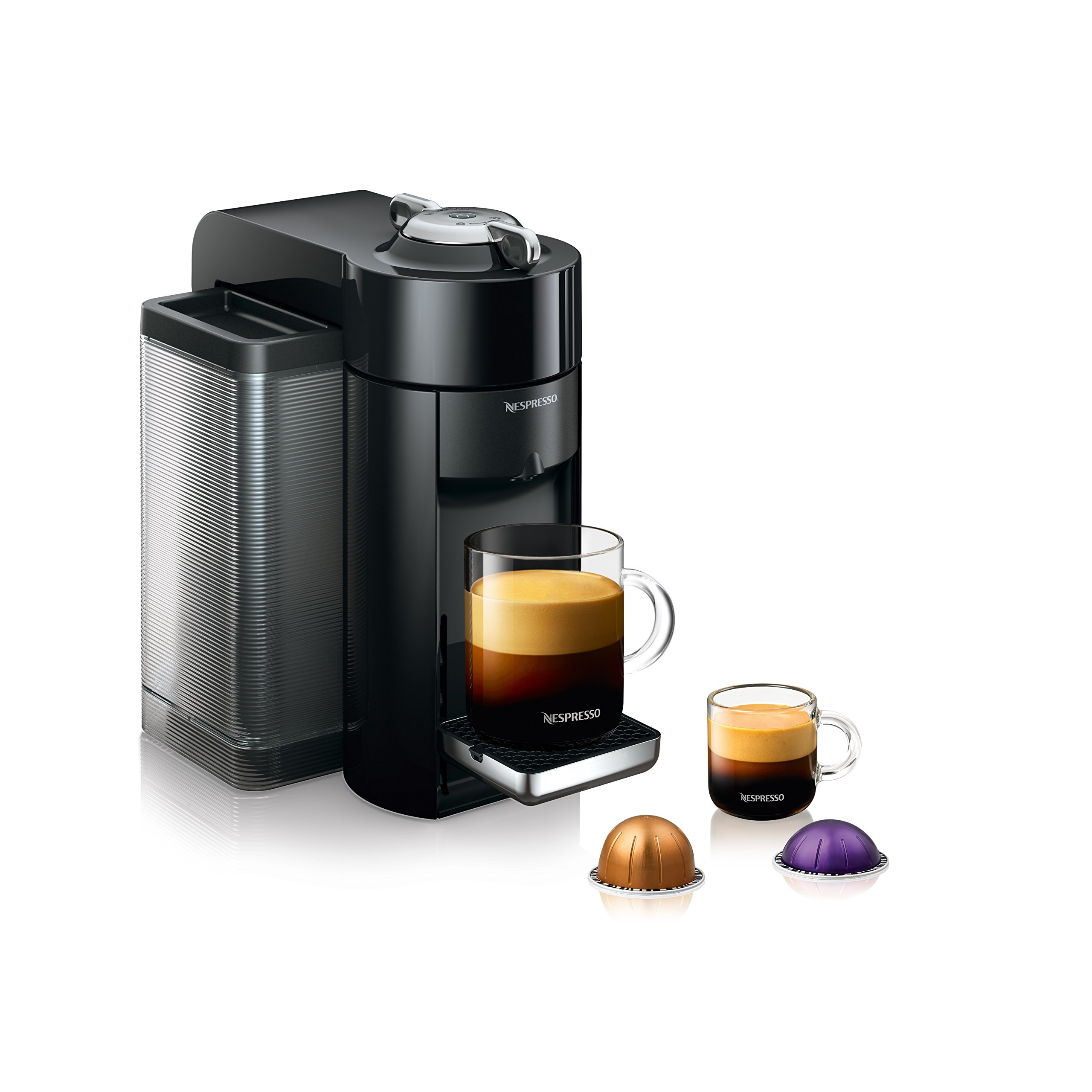 Nespresso-by-De-039-Longhi-Vertuo-ENV135B-Coffee-and-Espresso-Machine miniature 8