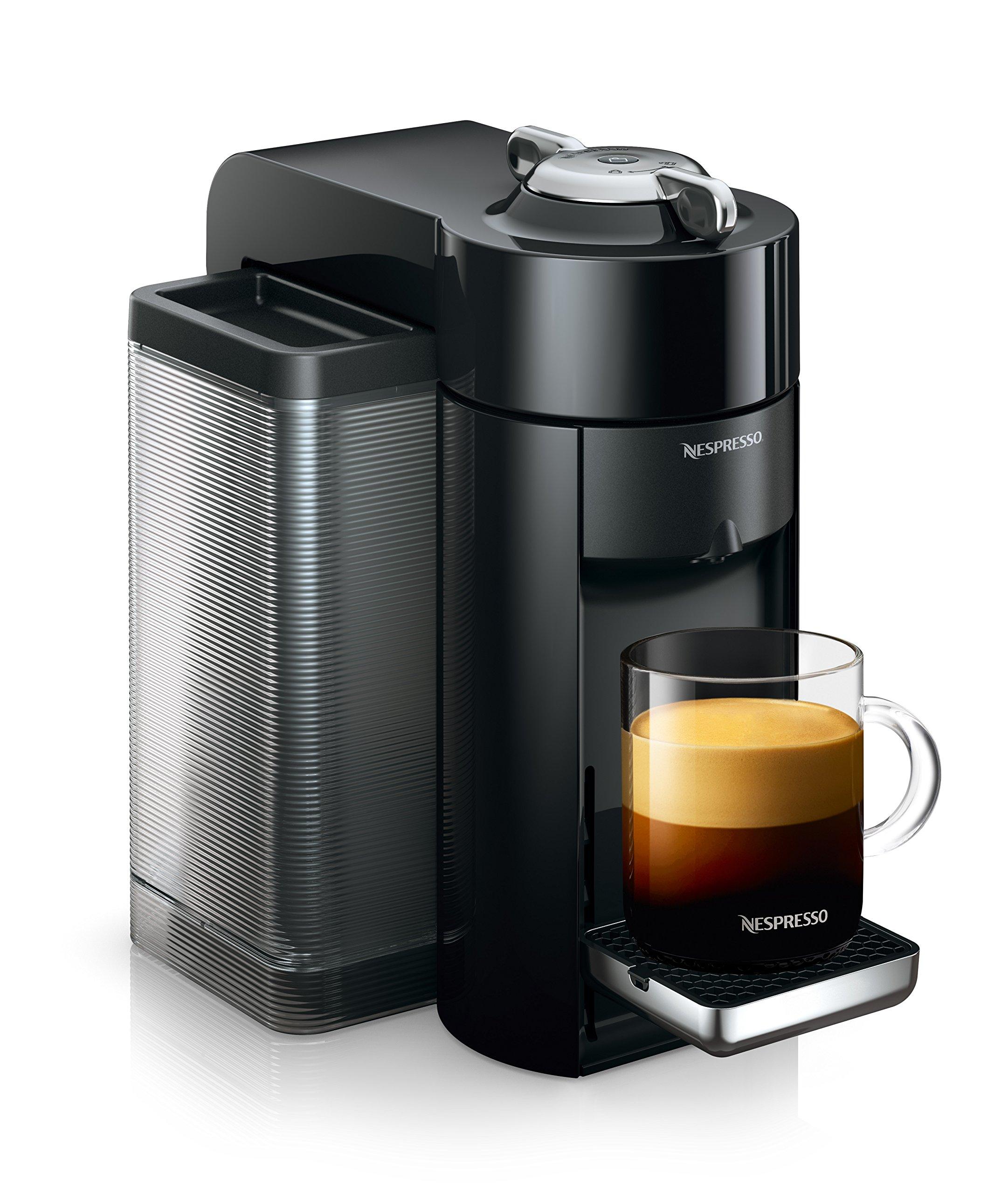 Nespresso-by-De-039-Longhi-Vertuo-ENV135B-Coffee-and-Espresso-Machine miniature 7