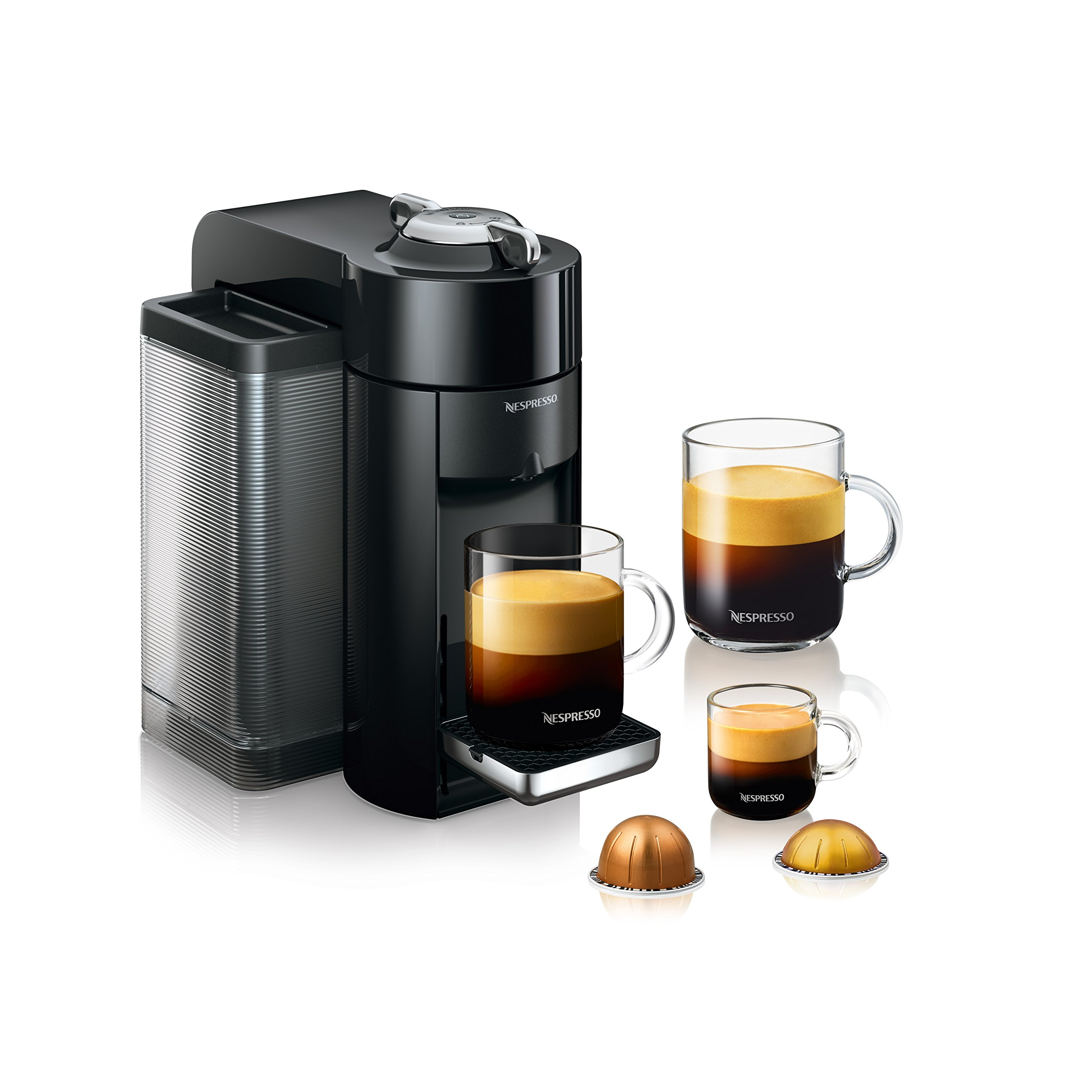 Nespresso-by-De-039-Longhi-Vertuo-ENV135B-Coffee-and-Espresso-Machine miniature 6