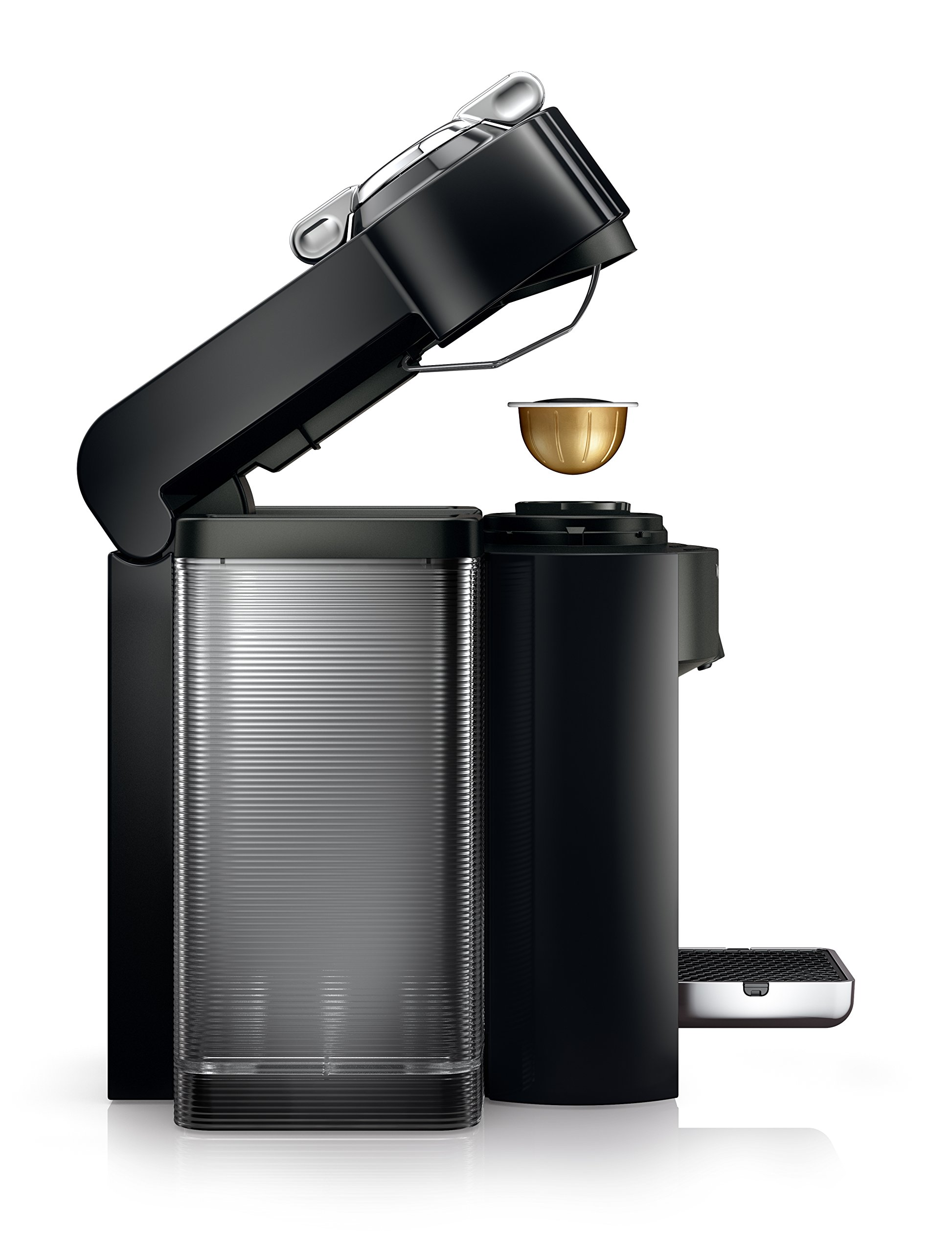 Nespresso-by-De-039-Longhi-Vertuo-ENV135B-Coffee-and-Espresso-Machine miniature 5