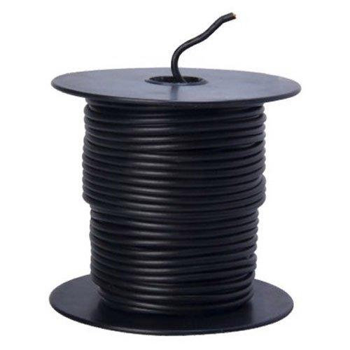 100-Feet 16-Gauge Bulk Spool Black Southwire 55666623 Primary Wire
