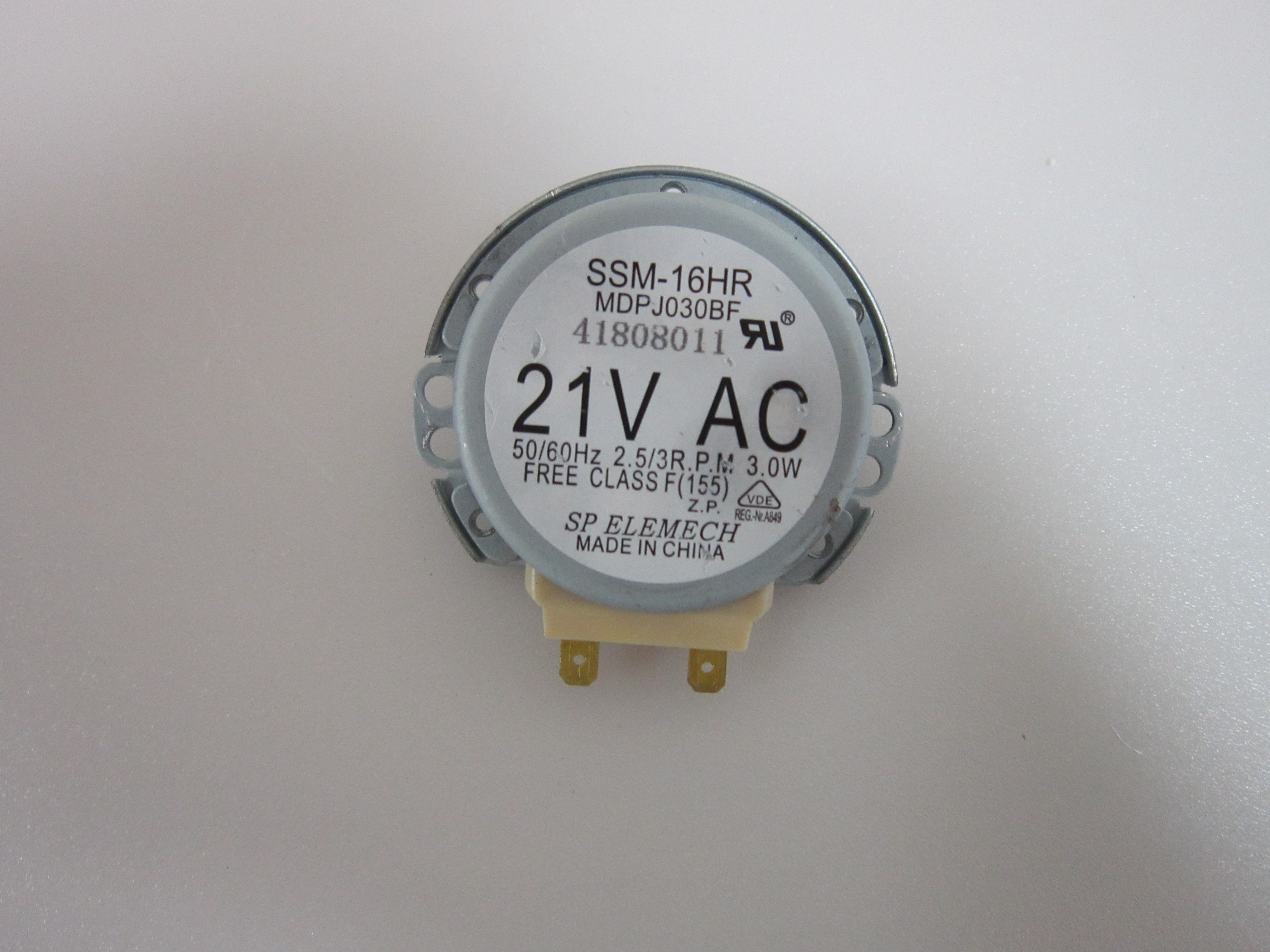 Samsung Ms19m8000as Aa Microwave Turntable Motor De31