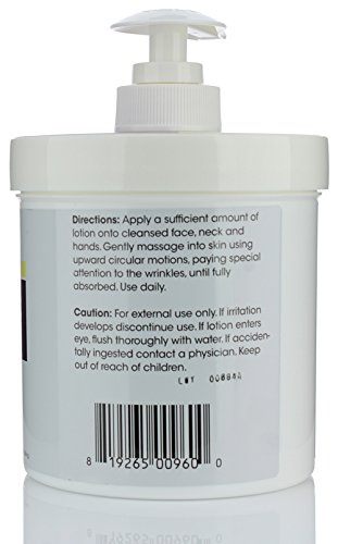 Advanced-Clinicals-Spa-Size-Hyaluronic-Acid-Cream-Skin-Hydrating-16-Oz-454g thumbnail 4