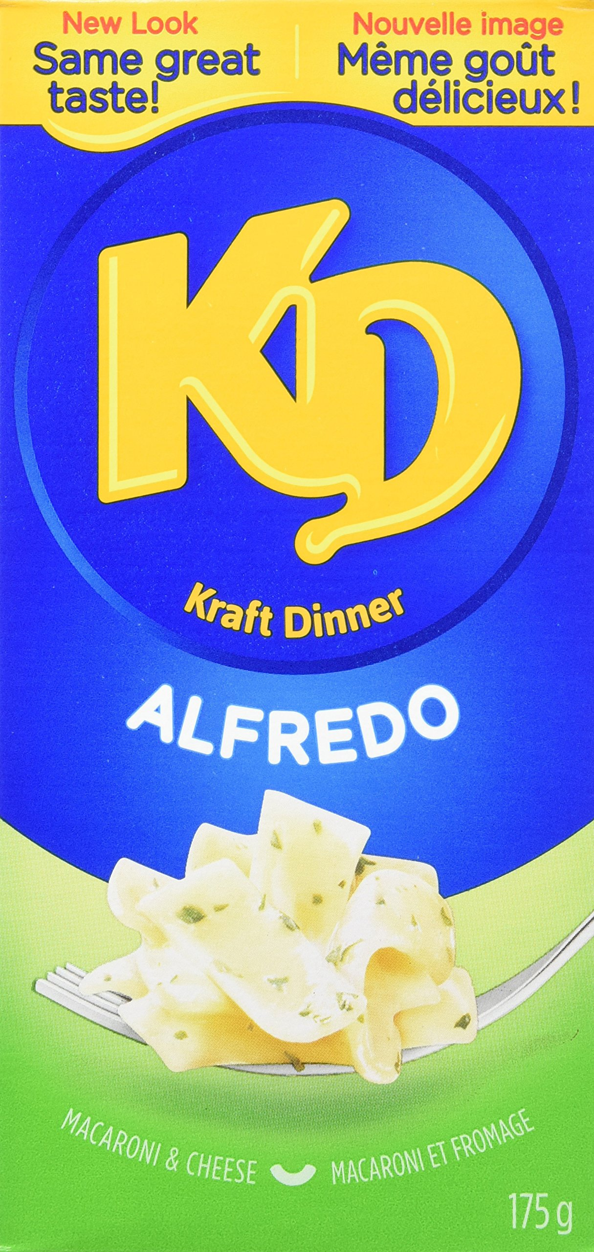 Kraft Dinner Alfredo Mac Cheese 175g 6 2oz 24ct Imported From Canada 68100059045 Ebay
