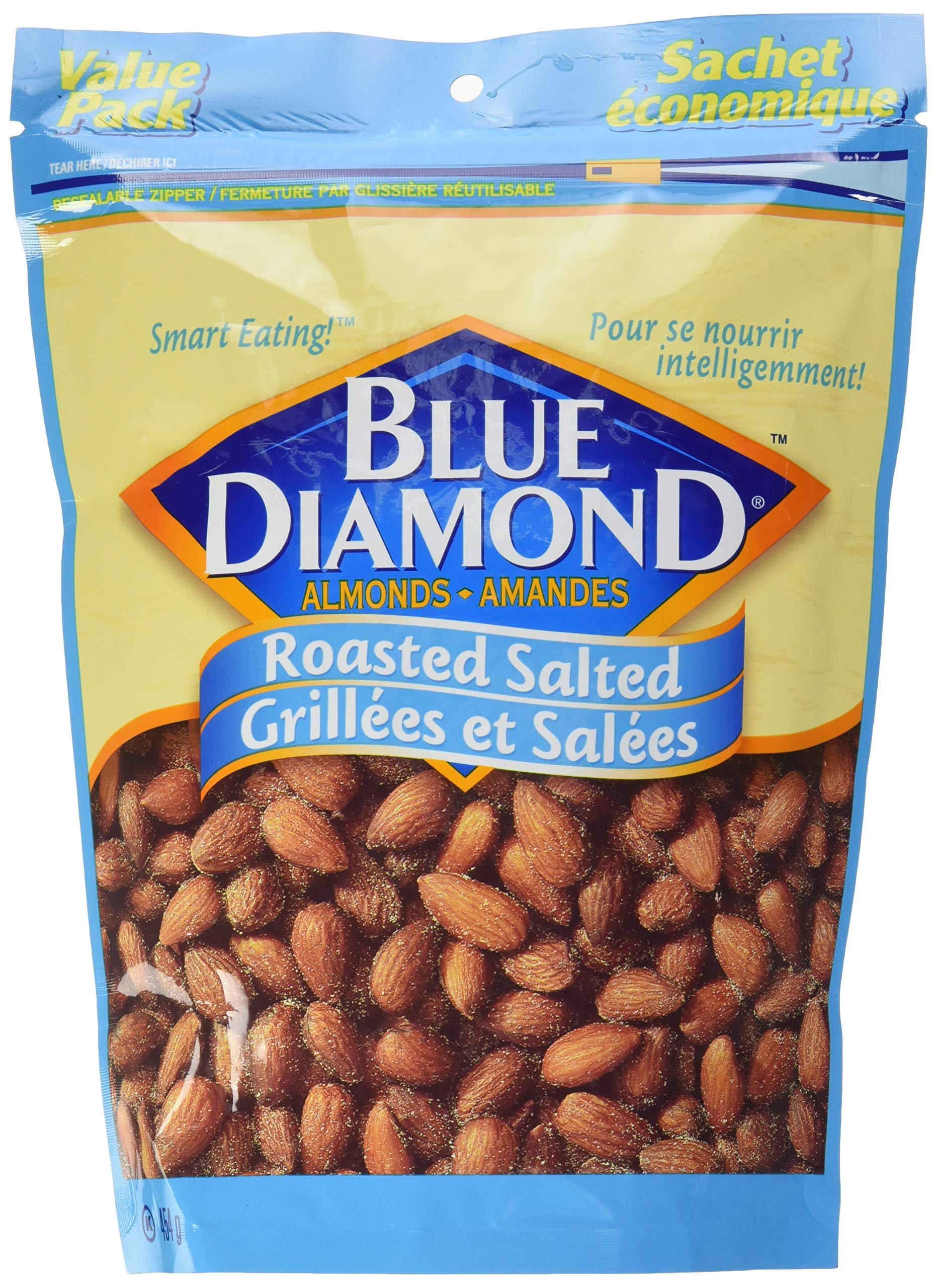 Roasted Salted Almonds 5 lbs. | eBay