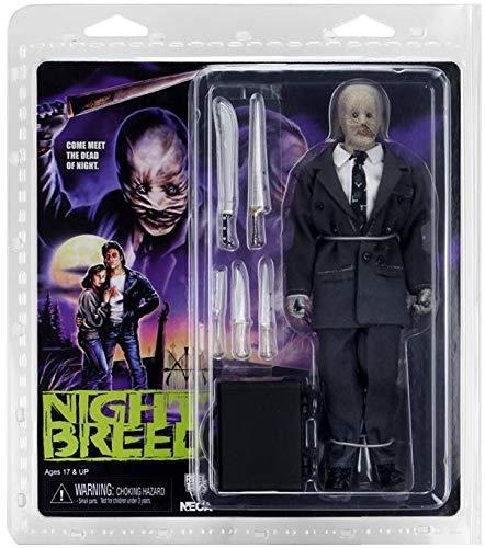 "Retro Clothed Action Figures Nightbreed 8/"" Decker"