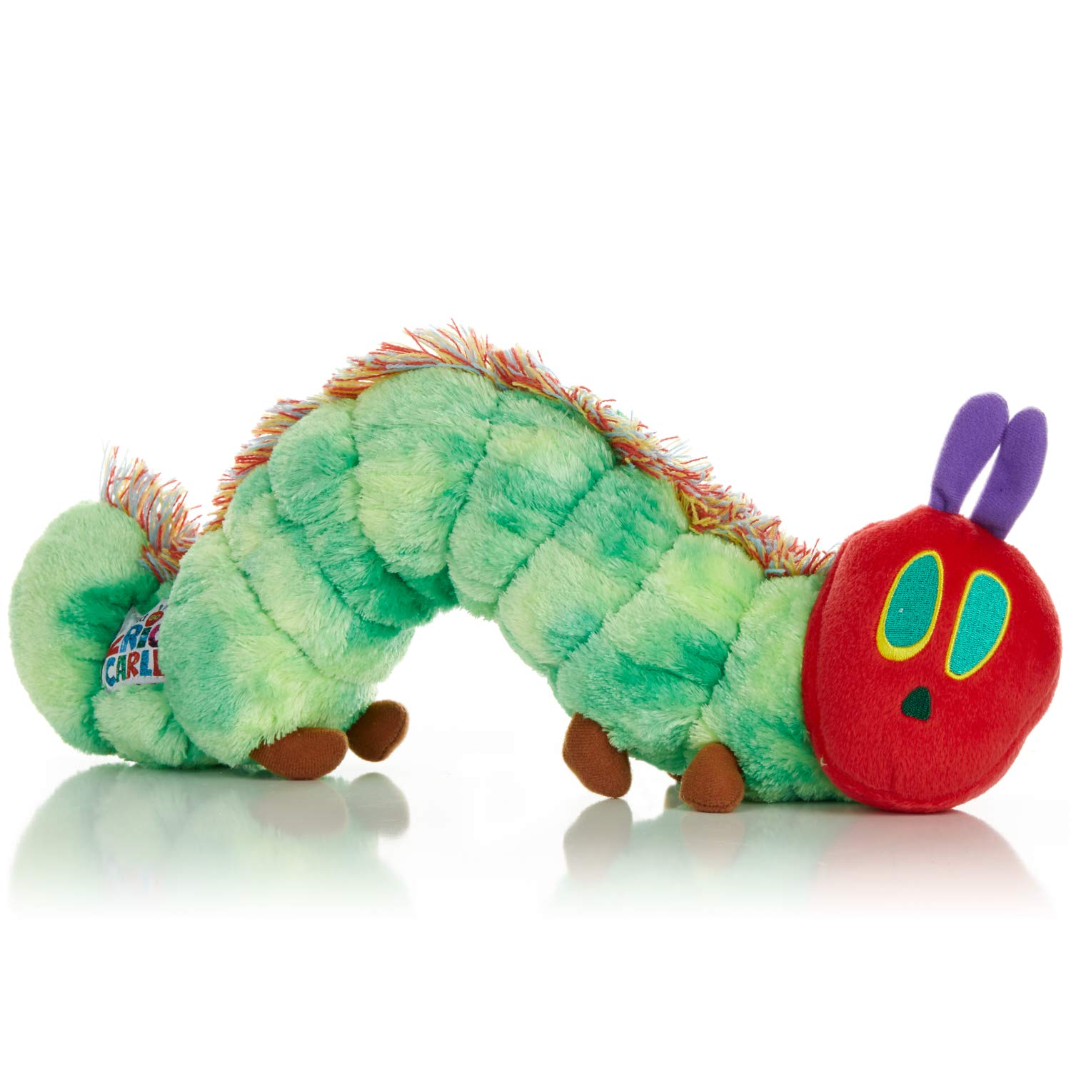 The World Of Eric Carle The Very Hungry Caterpillar Plush