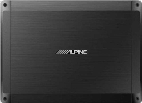 Alpine 600 Watts 4-Channel BBX-F1200 BBX Series Class A//B Amplifier w// Amp Kit