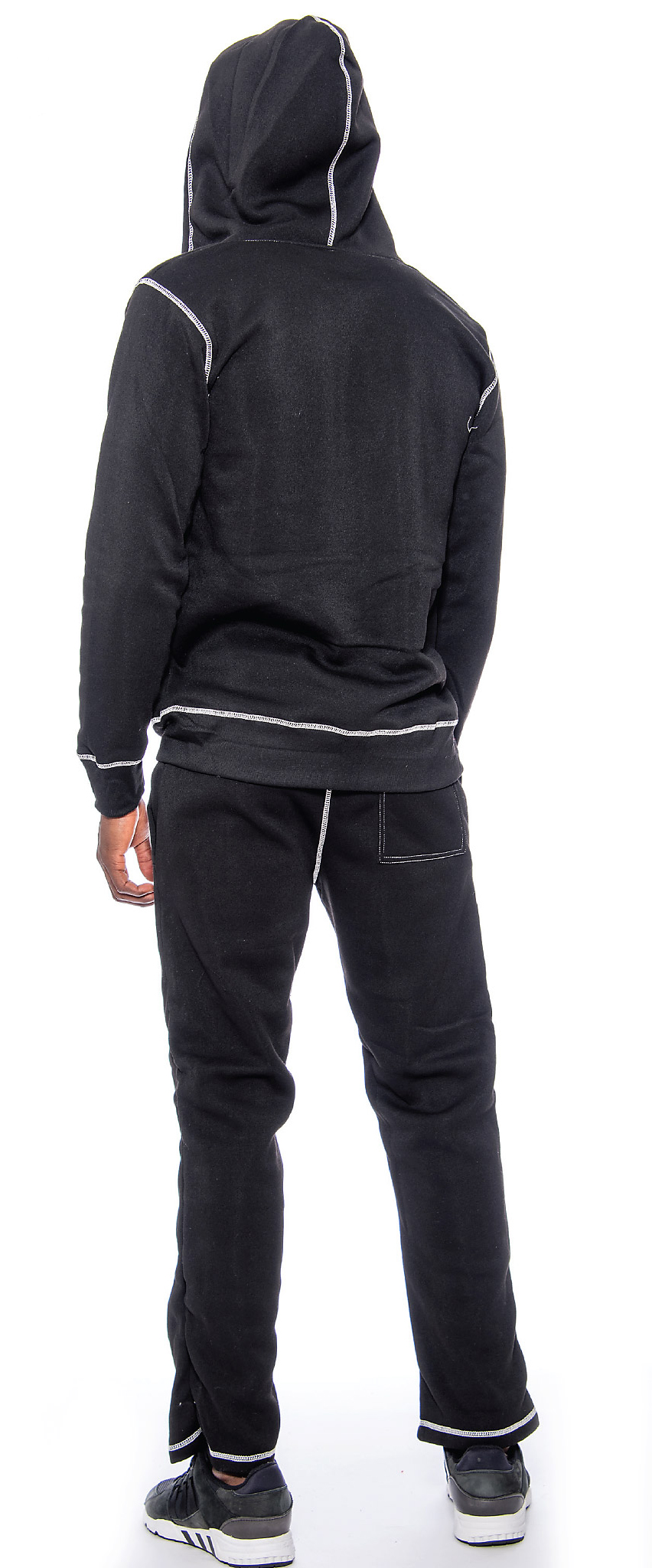 Details about  /9 Crowns Men/'s MJ  Fleece Lined Hoodie and Pant Set