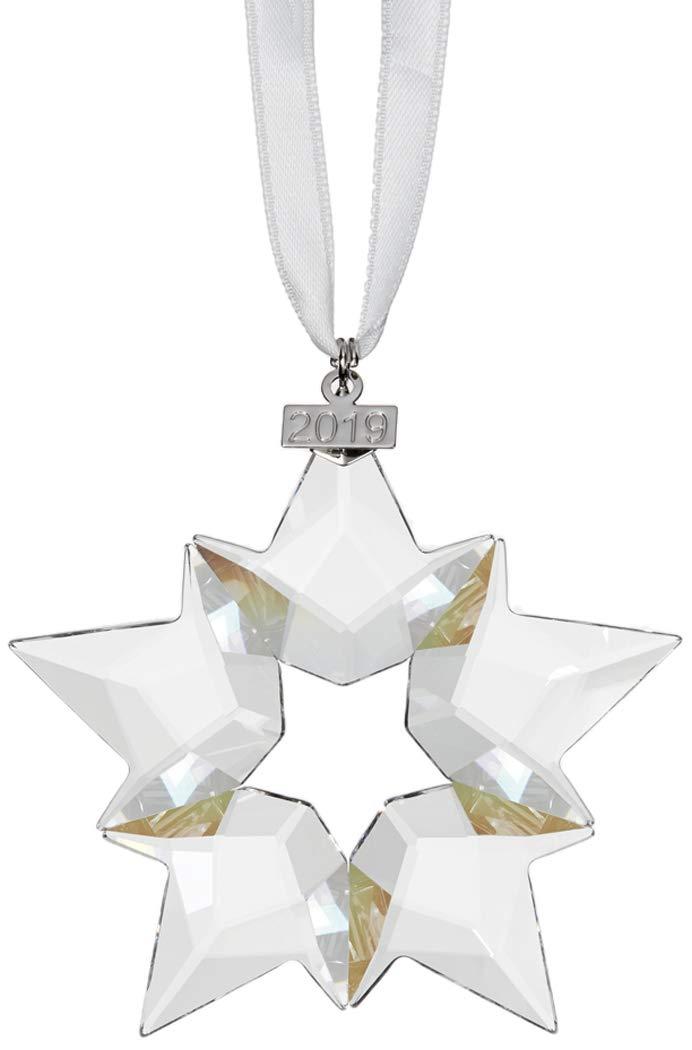2020 Swarovski Crystal Snowflake Annual Edition Large Christmas Ornament 2019 Swarovski Crystal Snowflake ANNUAL EDITION LARGE CHRISTMAS