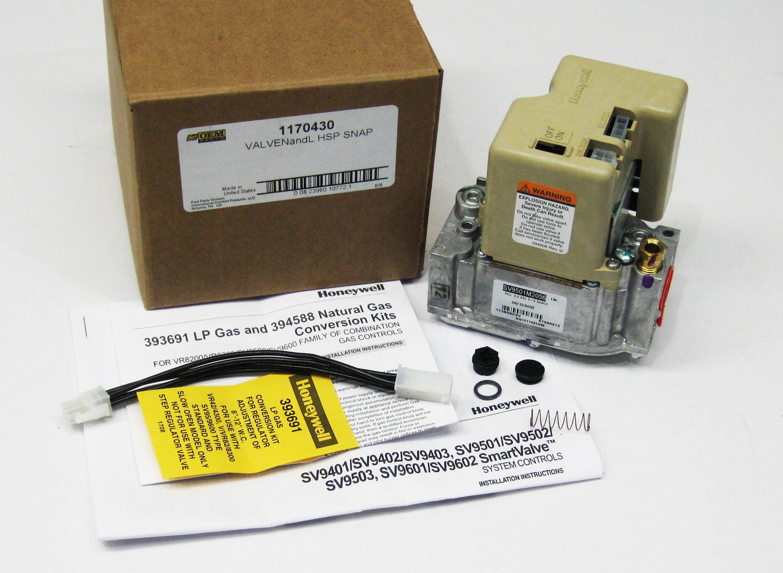 1170430 Furnace Gas Valve For Sv9501m2056 Heil Tempstar Comfortmaker Arcoair 823960107721 Ebay