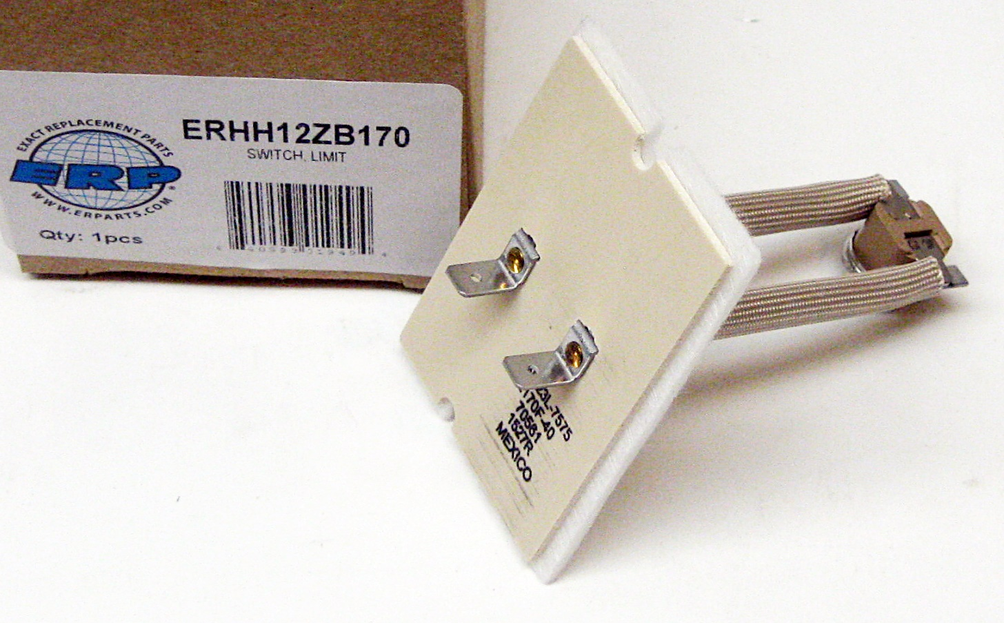 HH12ZB170 Bryant OEM Furnace 3 Replacement Limit Switch L170-40