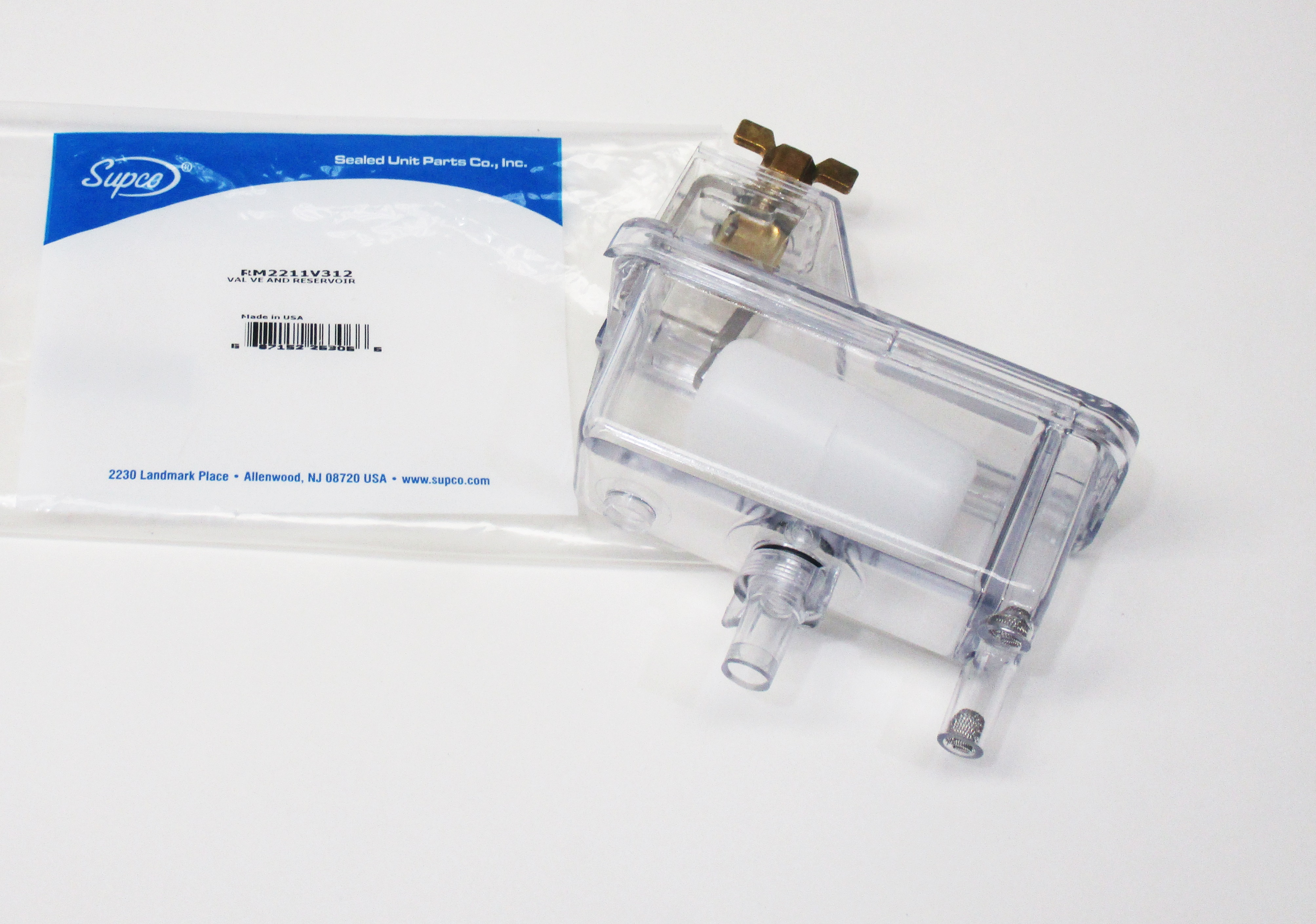 SCOTSMAN or ICE O MATIC Water Reservoir and Float or water tank float assembly