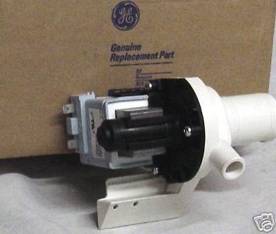 Wd26x10016 Genuine Ge Dishwasher Drain Pump Motor New Ebay