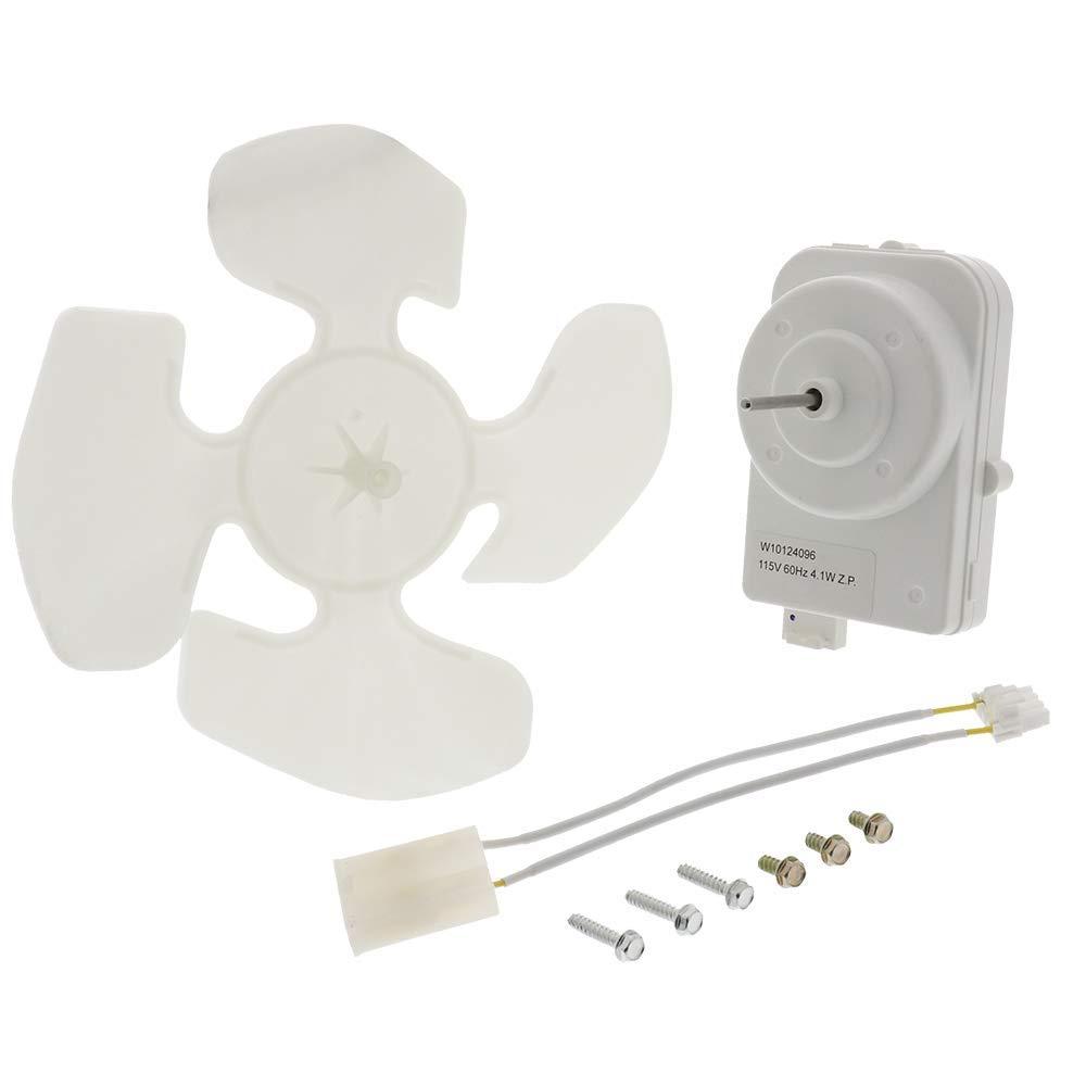 Refrigerator Condensor Motor For W10124096 Whirlpool