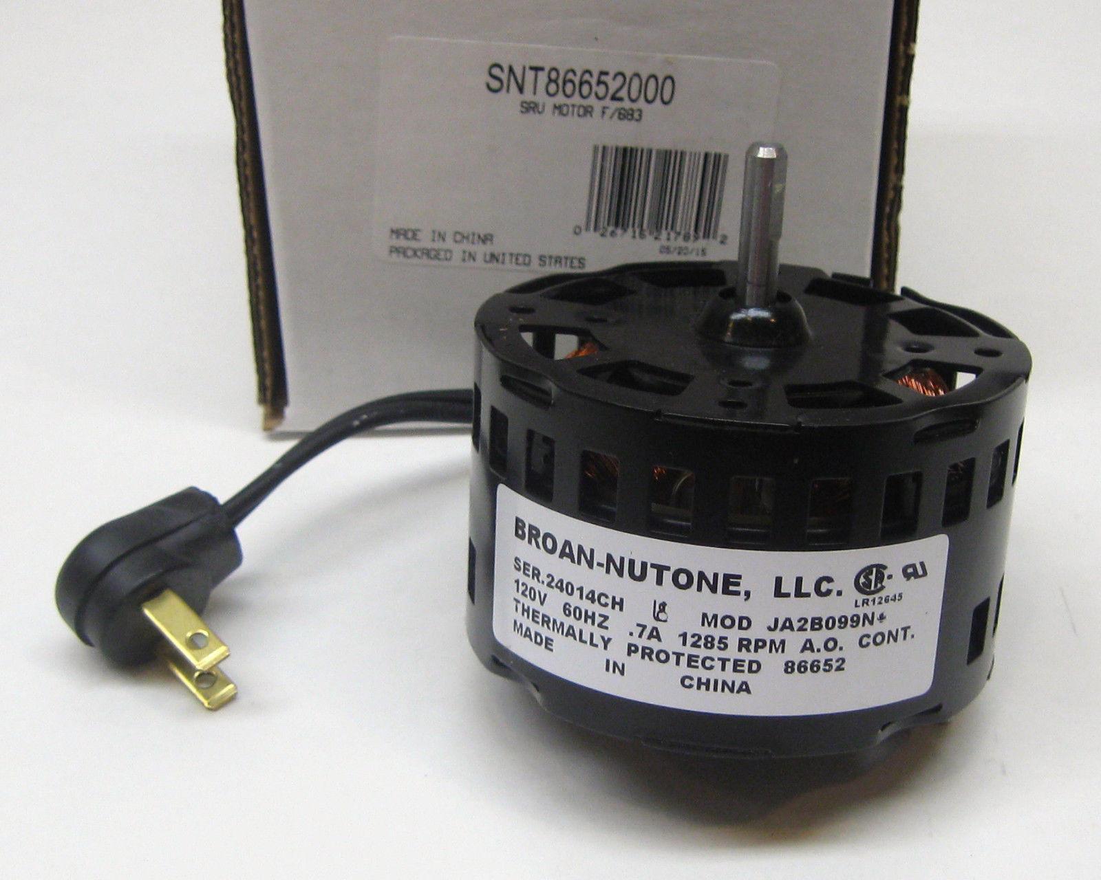 Nutone Bathroom Exhaust Fan Parts