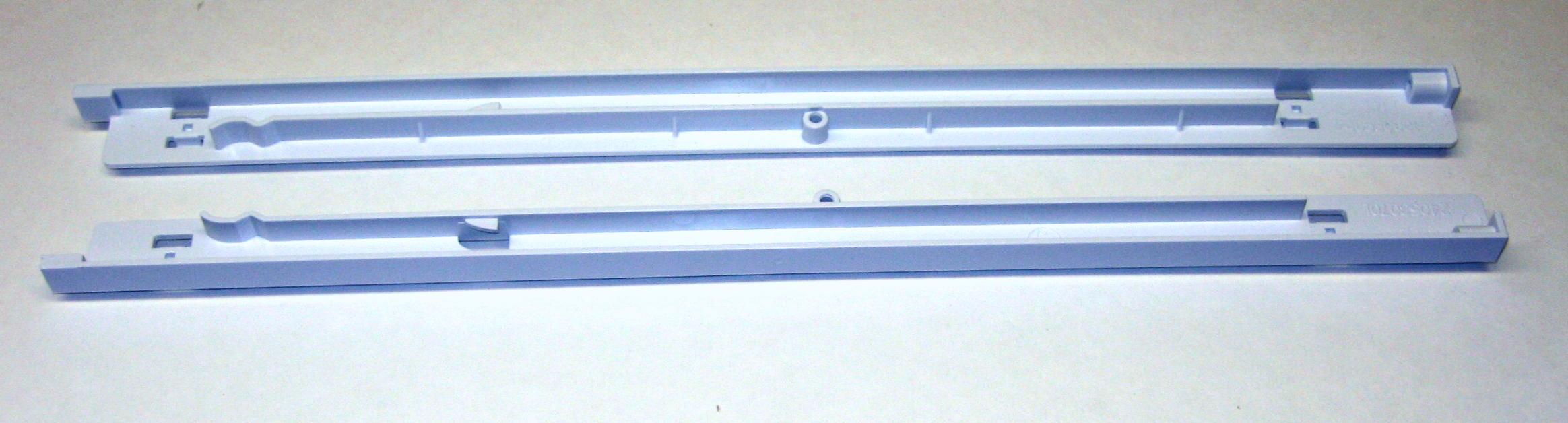 Track Rail  LH /& RH Frigidaire Refrigerator 240530601 240530701 2-Set